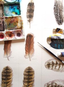 featherpaintings